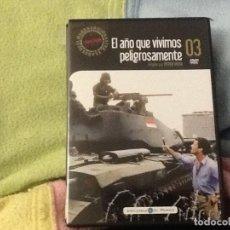 Cine: EL AÑO QUE VIVIMOS PELIGROSAMENTE. Lote 159310910