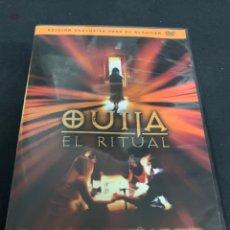 Cine: ( V79 ) OUIJA EL RITUAL ( DVD PROCEDENTE VIDEOCLUB ). Lote 159340448