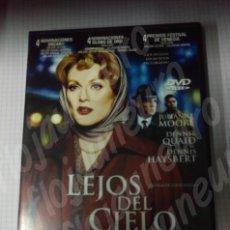 Cine: LEJOS DEL CIELO DVD. Lote 159354942