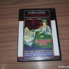 Cine: EL KIMONO ROJO DVD CINE MUDO PRISCILLA BONNER NUEVA PRECINTADA. Lote 288868003