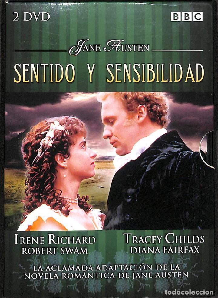 DVD SENTIDO Y SENSIBILIDAD BBC - JANE AUSTEN ( SON 2 DVDS) (Cine - Películas - DVD)