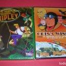 Cine: 2 DVD LOS INCREIBLES MISTERIOS DE RIPLEY + REGALO CHINA WINGS MUJER CABELLO ROJO PRECINTADOS 154 MIN. Lote 159472510