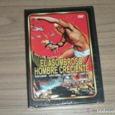 Cine: EL ASOMBROSO HOMBRE CRECIENTE DVD NUEVA PRECINTADA. Lote 218918760