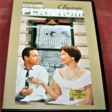 Cine: DVD - EL APARTAMENTO - DIR. BILLY WILDER. Lote 159663658