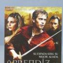 Cine: DVD. APRENDIZ DE CABALLERO. Lote 159732562