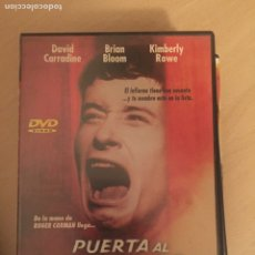 Cine: PUERTA AL INFIERNO DVD. Lote 159820126