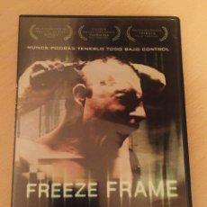 Cine: FREEZE FRAME DVD. Lote 159820729