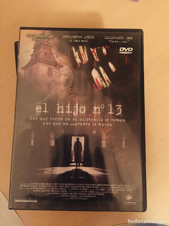 EL HIJO Nº13 DVD STEVEN STOCKAGE (Cine - Películas - DVD)