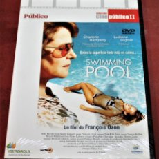 Cine: DVD - SWIMMING POOL - DIR. FRANÇOIS OZON. Lote 159874890