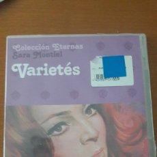 Cine: DVD PRECINTADO SARA MONTIEL VARIETES. Lote 159882732