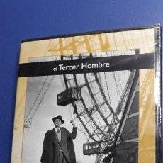 Cine: CINE DVD: EL TERCER HOMBRE *PRECINTADA*. Lote 159898466