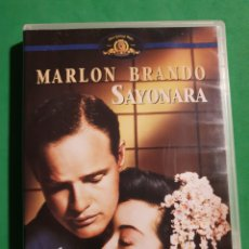 Cine: DVD. SAYONARA. MARLON BRANDO.. Lote 159911929