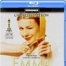 Cine: EMMA (1996) (BLU-RAY+ DVD). Lote 159924830