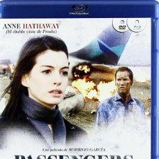 Cine: PASSENGERS (BLU-RAY + DVD). Lote 159925193