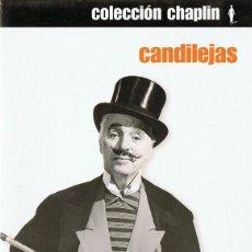 Cine: CANDILEJAS CHARLES CHAPLIN ( EDICIÓN ESPECIAL 2 DISCOS). Lote 160012530