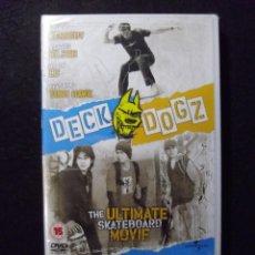 Cine: DECK DOGZ DVD. DESCATALOGADA, PRECINTADA. Lote 160055514