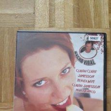 Cinéma: PELICULA DVD - CINE X - VIERNES 13 XXL - NACHO VIDAL - CLAUDIA CLAIRE - JAMESSON. Lote 160092398