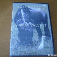 Cine: NATURALEZA Y VIDA SALVAJE DVD . Lote 160121238