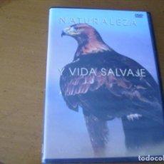 Cine: NATURALEZA Y VIDA SALVAJE DVD . Lote 160121326