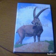 Cine: NATURALEZA Y VIDA SALVAJE DVD . Lote 160121374