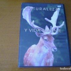 Cine: NATURALEZA Y VIDA SALVAJE DVD . Lote 160121690