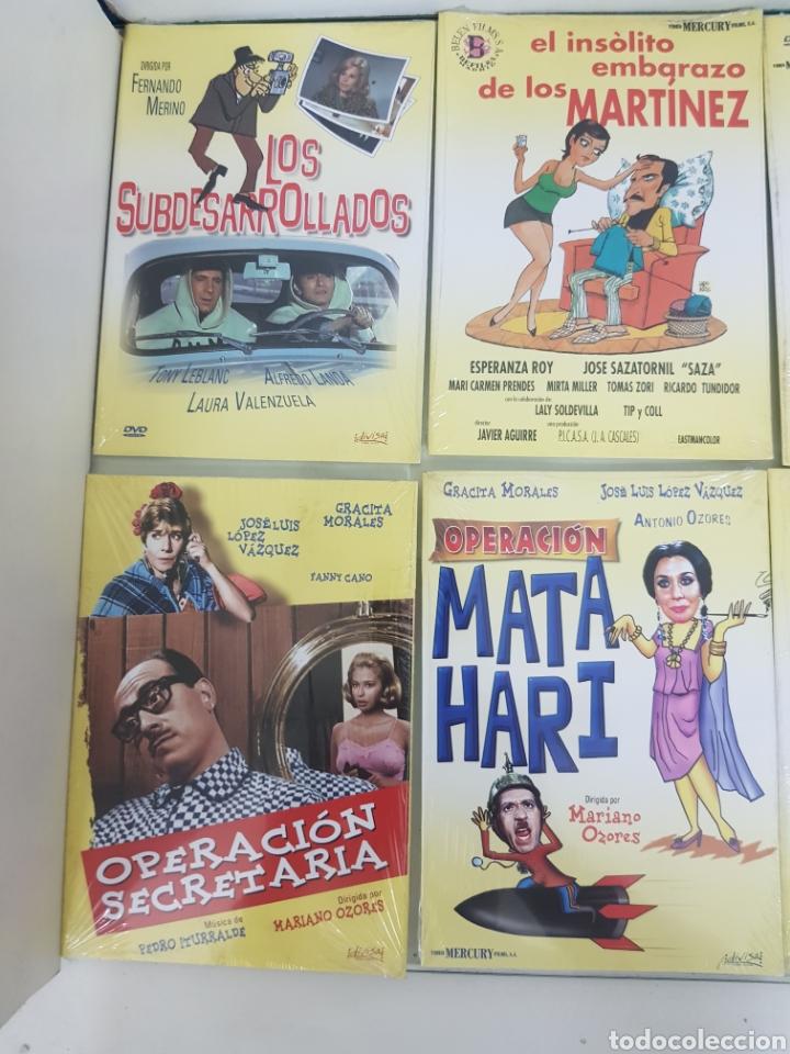 Cine: Colección de 10 películas de españolas antiguas Gracita Morales José Luis López Vázquez... - Foto 2 - 160254416