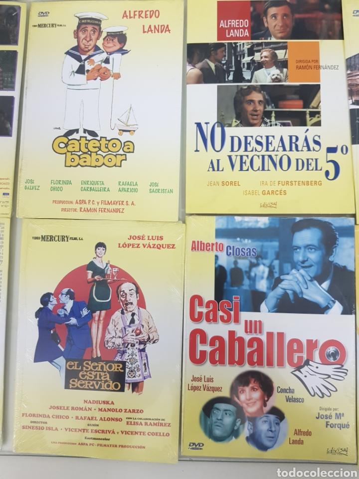 Cine: Colección de 10 películas de españolas antiguas Gracita Morales José Luis López Vázquez... - Foto 4 - 160254416