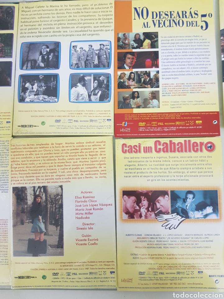 Cine: Colección de 10 películas de españolas antiguas Gracita Morales José Luis López Vázquez... - Foto 5 - 160254416