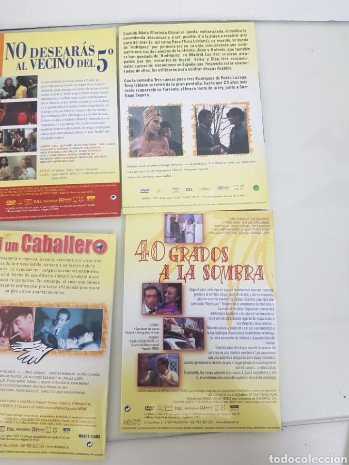 Cine: Colección de 10 películas de españolas antiguas Gracita Morales José Luis López Vázquez... - Foto 7 - 160254416