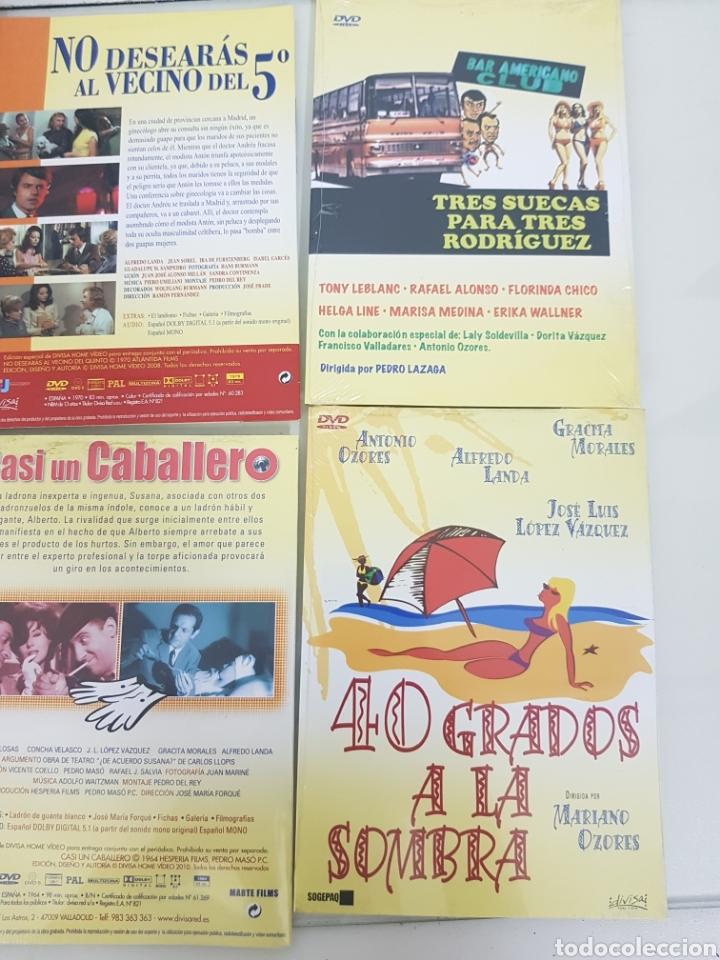 Cine: Colección de 10 películas de españolas antiguas Gracita Morales José Luis López Vázquez... - Foto 6 - 160254416