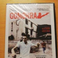 Cine: GOMORRA. UNA PELÍCULA DE MATTEO GARRONE. BASADA EN LA NOVELA DE ROBERTO SAVIANO (DVD PRECINTADO). Lote 160306990