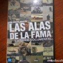 Cine: DVD-LAS ALAS DE LA FAMA-LA SERIE DOCUMENTAL. Lote 160357698