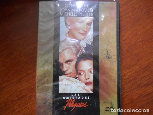 DVD-LAS AMISTADES PELIGROSAS-PRECINTADO (Cine - Películas - DVD)