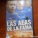 Cine: DVD LAS ALAS DE LA FAMA EL LARGOMETRAJE. Lote 160358118