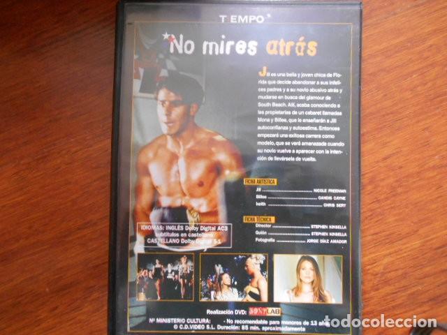 Cine: DVD-NO MIRES ATRAS - Foto 2 - 160358218