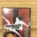 Cine: ASESINADA AYER DVD - PRECINTADO. Lote 160359202