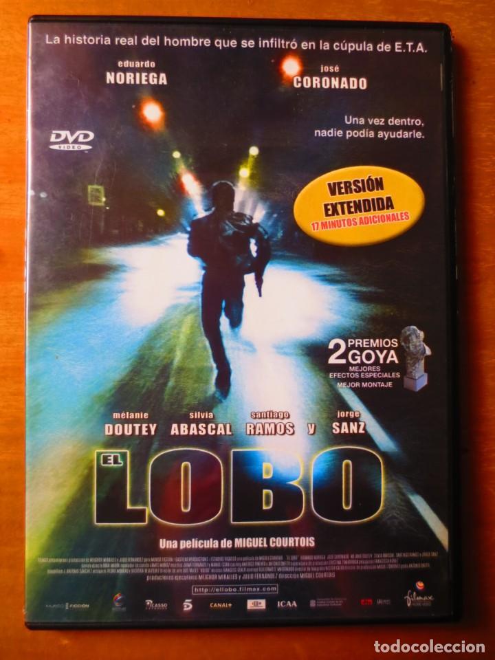 LOBO (VERSION EXTENDIDA) (DVD SLIM) (Cine - Películas - DVD)