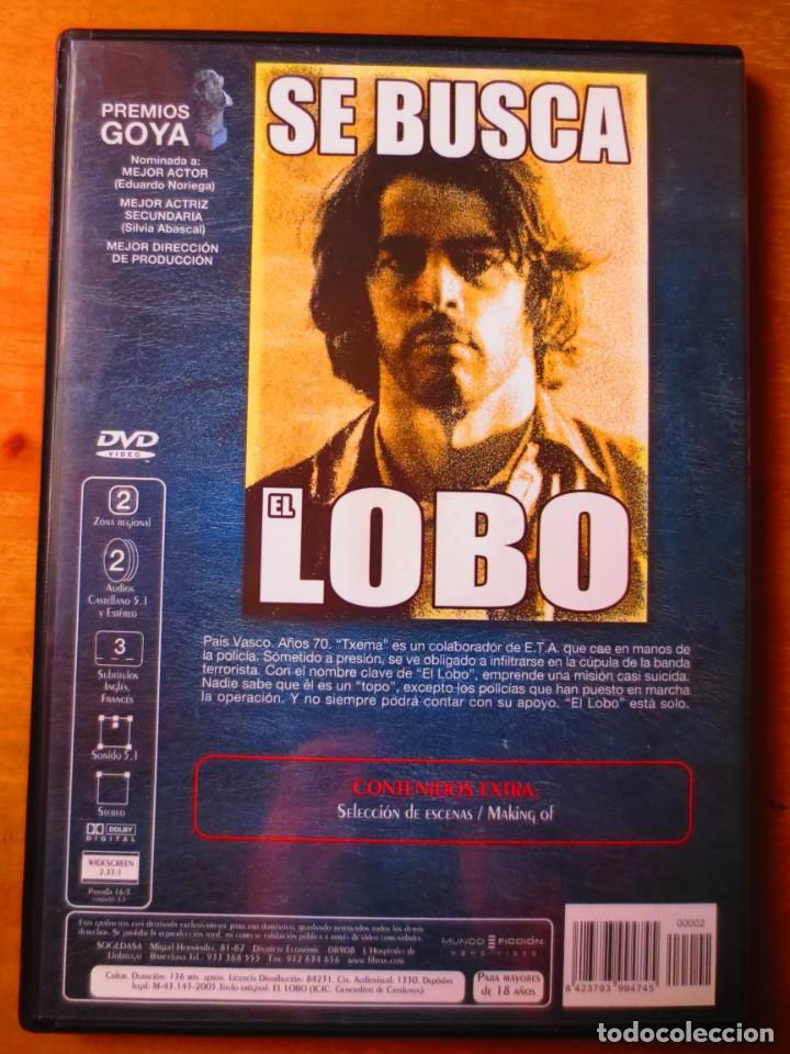 Cine: Lobo (Version Extendida) (DVD Slim) - Foto 2 - 160359346