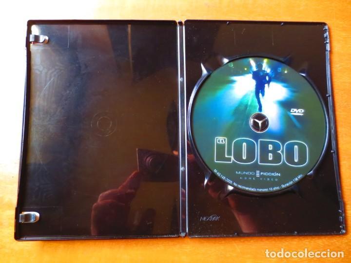 Cine: Lobo (Version Extendida) (DVD Slim) - Foto 4 - 160359346