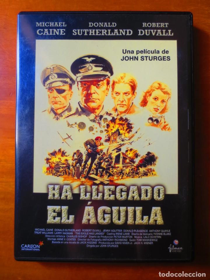 HA LLEGADO EL AGUILA (DVD) (Cine - Películas - DVD)