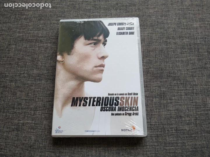 CD MYSTERIOUS SKIN - OSCURA INOCENCIA - GREGG ARAKI - SEALED - NEW - PRECINTADO (Cine - Películas - DVD)