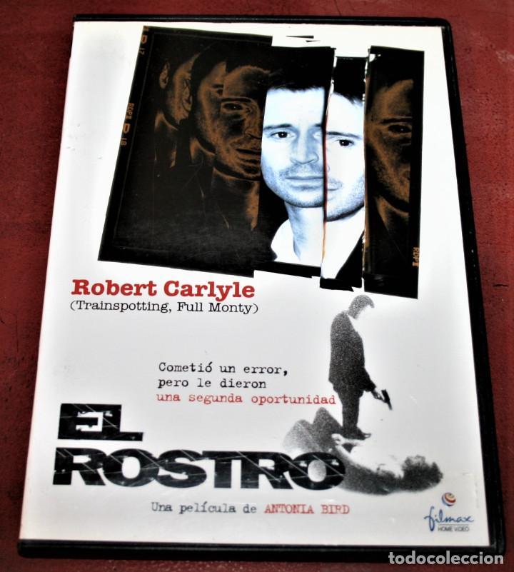 DVD - EL ROSTRO - DIR. ANTONIA BIRD (Cine - Películas - DVD)