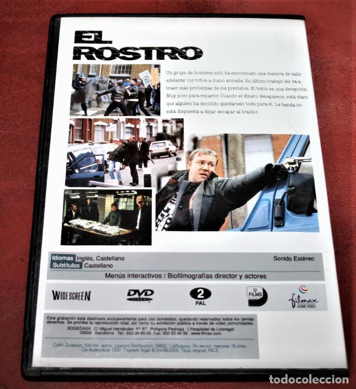 Cine: DVD - EL ROSTRO - DIR. ANTONIA BIRD - Foto 2 - 160360902