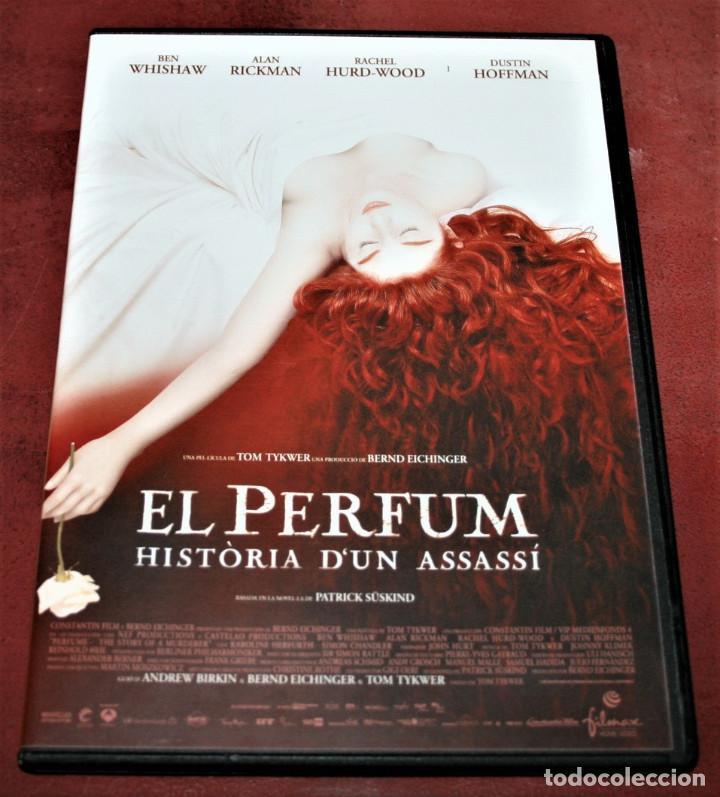 DVD - EL PERFUM - DIR. TOM TYKWER (Cine - Películas - DVD)