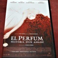 Cine: DVD - EL PERFUM - DIR. TOM TYKWER. Lote 160362126
