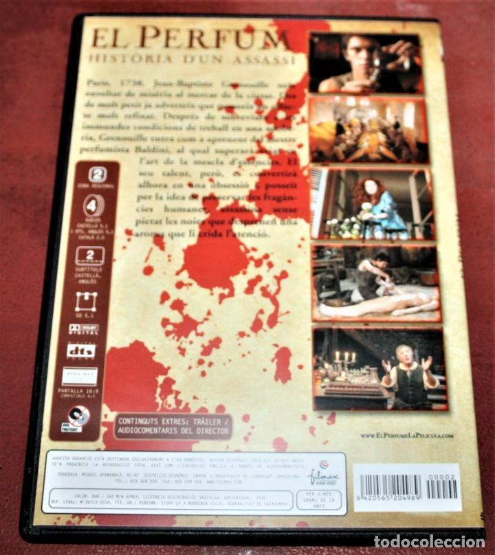 Cine: DVD - EL PERFUM - DIR. TOM TYKWER - Foto 2 - 160362126