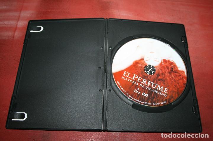 Cine: DVD - EL PERFUM - DIR. TOM TYKWER - Foto 3 - 160362126