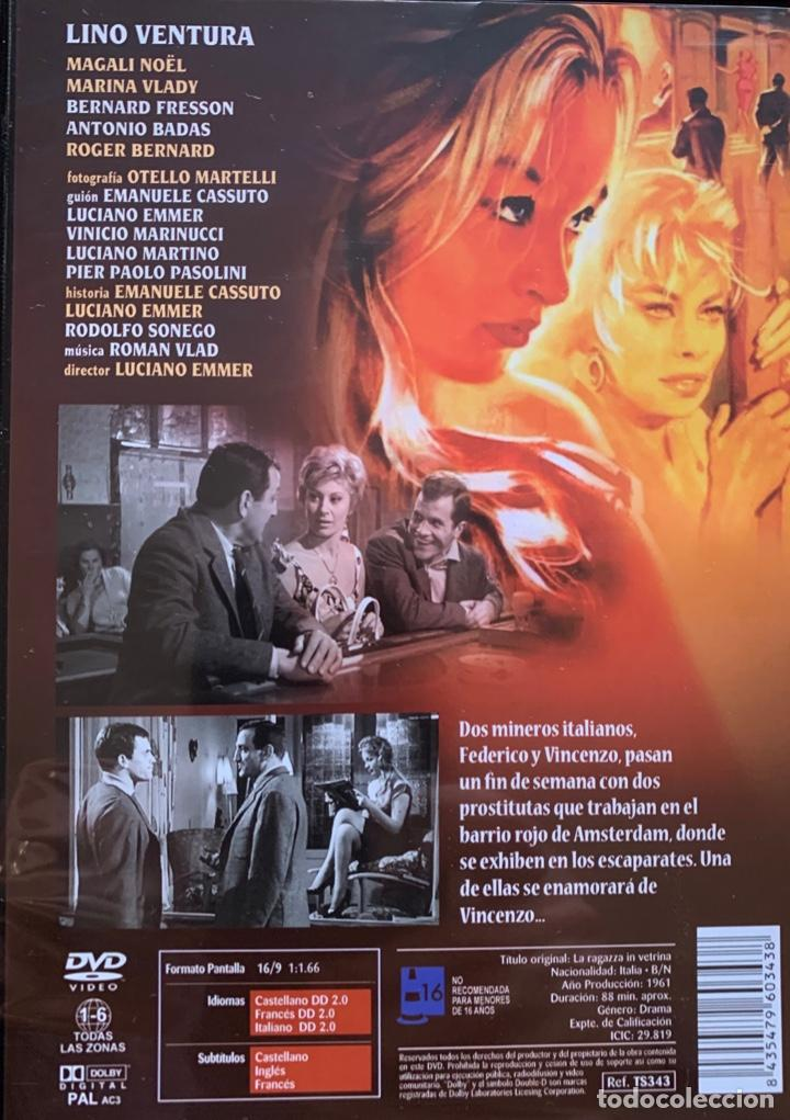 Cine: UNA MUCHACHA EN EL ESCAPARATE- UN FILM DE LUCIANO EMMER NO ESTRENADO EN ESPAÑA - Foto 2 - 160394594
