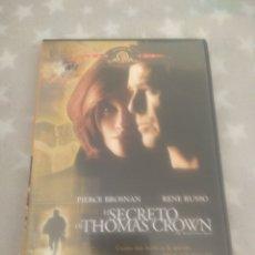 Cine: DVD. EL SECRETO DE THOMAS CROWN.. Lote 160396389