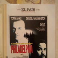 Cine: PHILADELPHIA. 1993. DVD. Lote 160414260